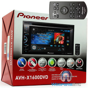 AVH-X1600DVD Pioneer